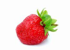 Free Strawberry Royalty Free Stock Image - 5513956
