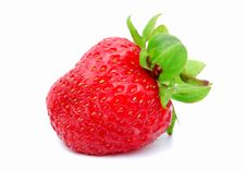 Free Strawberry Royalty Free Stock Images - 5513959