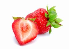 Free Strawberries Royalty Free Stock Photo - 5513985