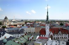 Free Olomouc - City Hall Royalty Free Stock Image - 5514366