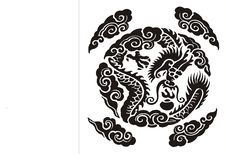 Free Myth Dragon Royalty Free Stock Image - 5514496