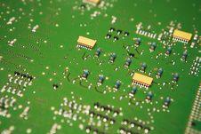 Free Circuit Board IC Stock Photo - 5514500