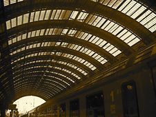 Free Italian Train Station Stock Photos - 5514743