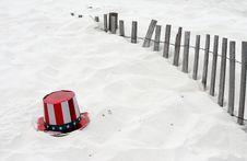 Free American Beach Stock Image - 5515091