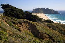 Free California Coast Royalty Free Stock Photos - 5515168