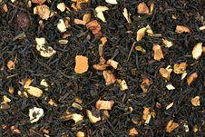 Free Black Tea With Dry Fruits Stock Photo - 5515400