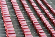 Free Red Chairs Stock Photos - 5515563