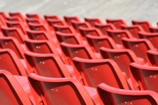 Free Red Chairs Stock Images - 5515584