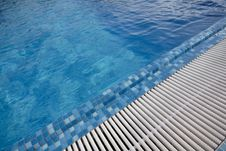 Free Swimming Pool Royalty Free Stock Images - 5515909