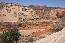 Free Anasazi Canyon, Arizona Stock Photo - 5515910