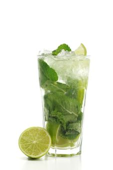 Free Cocktail - Mojito Stock Photography - 5516312