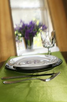 Free Table Setting Stock Photos - 5517043