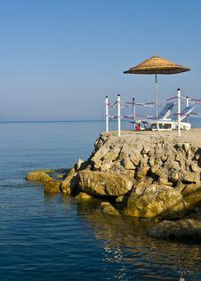Free Turkish Resort Royalty Free Stock Images - 5517369