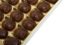 Free Box Of Chocolates Royalty Free Stock Images - 5517509