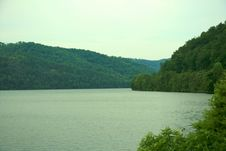Free Tennessee Lake Royalty Free Stock Image - 5517536