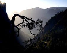 Free Yosemite Sunrise Stock Photos - 5518173