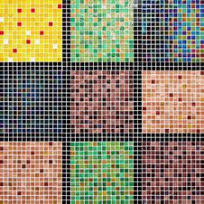 Free Colorful Tiles Royalty Free Stock Image - 5518326