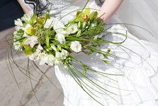 Free Wedding Bouquet Royalty Free Stock Images - 5518499