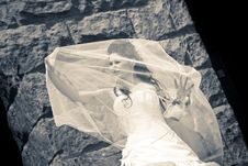 Free Bride In Retro Style Royalty Free Stock Photo - 5518555