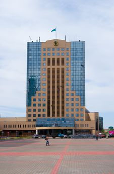 Free Kazakhstan - Astana. Royalty Free Stock Images - 5518579