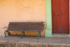 Free Bench Stock Photo - 5518750