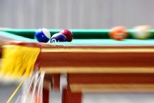 Free Billiards Royalty Free Stock Photo - 5518975