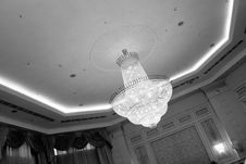Free Chandelier Stock Photography - 5519032