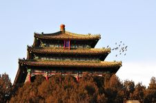 Chinese Pavilion Stock Photos