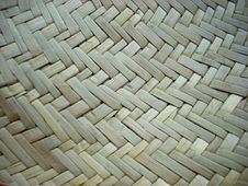 Free Wattled Straw Texture Royalty Free Stock Photos - 5519368