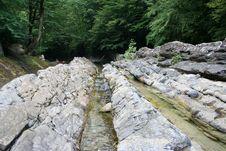 Free Mountain River Royalty Free Stock Photos - 5519518