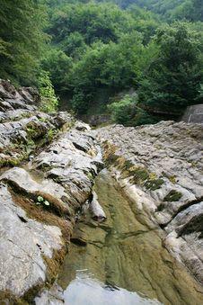 Free Mountain River Royalty Free Stock Photo - 5519525