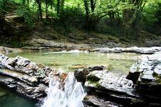 Free Mountain River Stock Image - 5519541