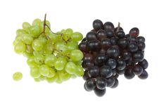 Free Green And Blue Grapes. Stock Photo - 5519580