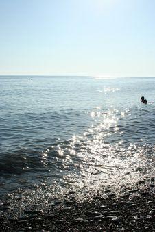 Free Sea Beach Royalty Free Stock Photo - 5519815
