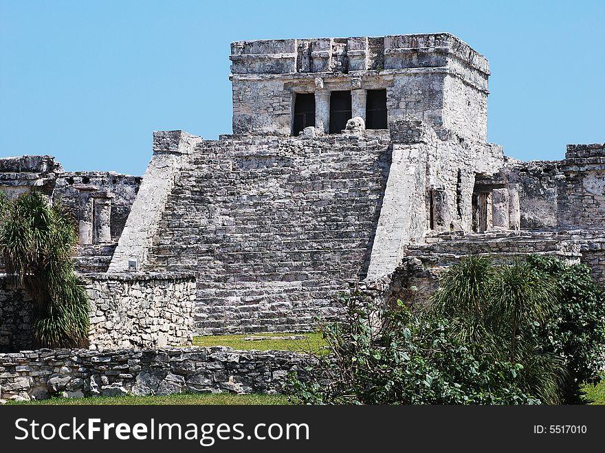 Tulum Mayan Site