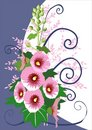 Free Flowers And Decorative Ornament Royalty Free Stock Images - 5522209