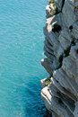 Free A Sea Landscape With Cliffs Royalty Free Stock Photography - 5523467