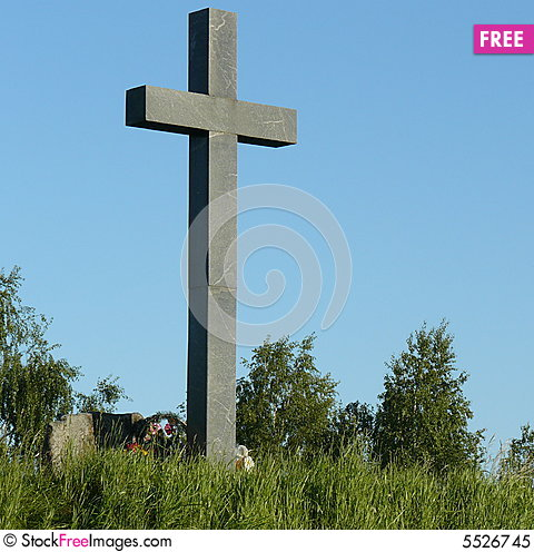 Free Cross Royalty Free Stock Photo - 5526745