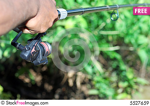 Free Fishing Royalty Free Stock Images - 5527659