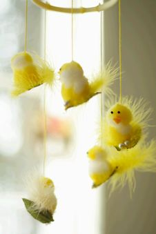 Free Easter Decoration Stock Photography - 5520502