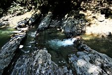Free Mountain River Royalty Free Stock Photo - 5520745