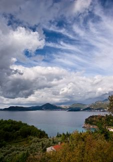 Free Autemn On The Mediterranean Coast Stock Photo - 5520830