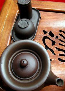 Free Tea Pot Stock Photography - 5520842