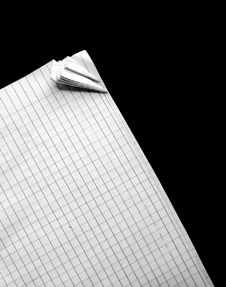 Free Close-up Of Papers Royalty Free Stock Photos - 5521948