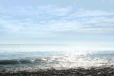 Free Beach Royalty Free Stock Image - 5521996