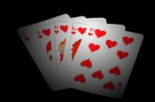 Free Winning Hand Stock Images - 5523054