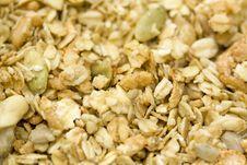 Free Organic Granola Stock Images - 5523424