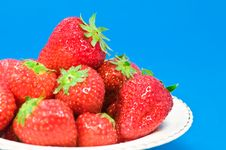 Free Fresh Strawberries Stock Photos - 5523703