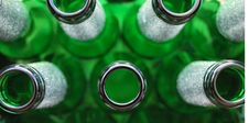 Free Empty Bottles Royalty Free Stock Photos - 5524848