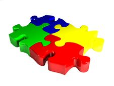 Free Puzzle Royalty Free Stock Image - 5525226